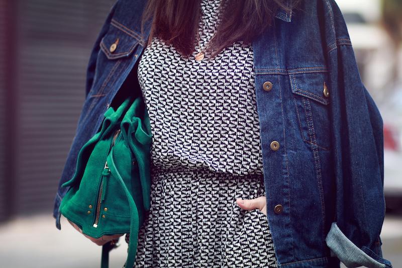 blog mode sac vert