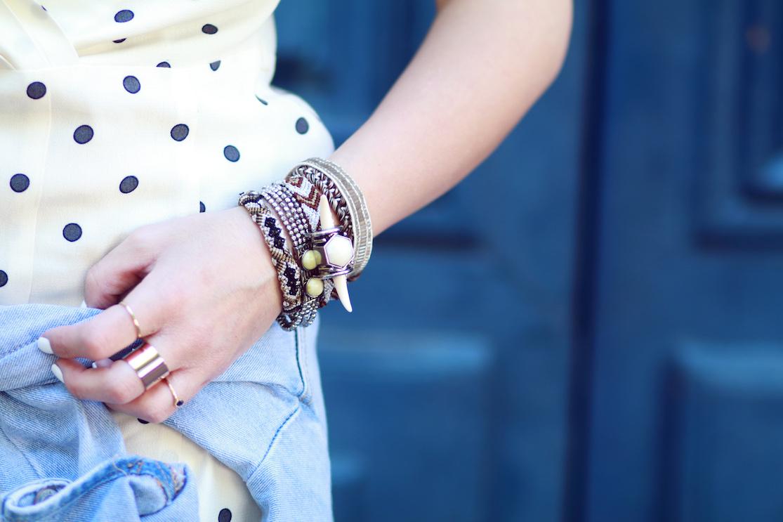 bracelet hipanema blog mode