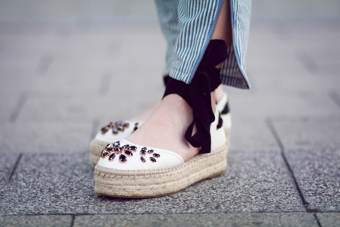 blog mode espadrilles kurt geiger