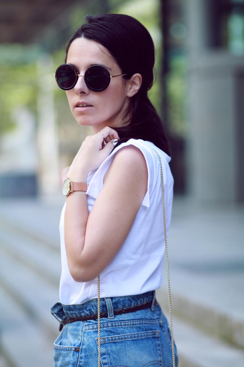 blog mode lunettes rondes