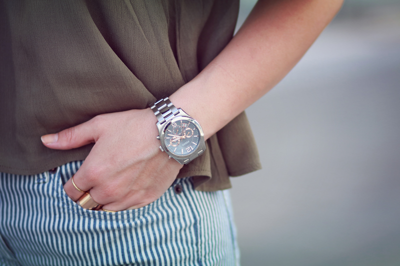 blog mode montre fossil