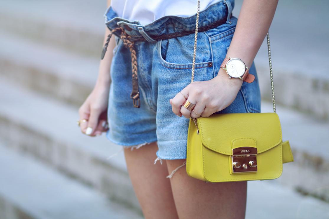 blog mode sac furla jaune