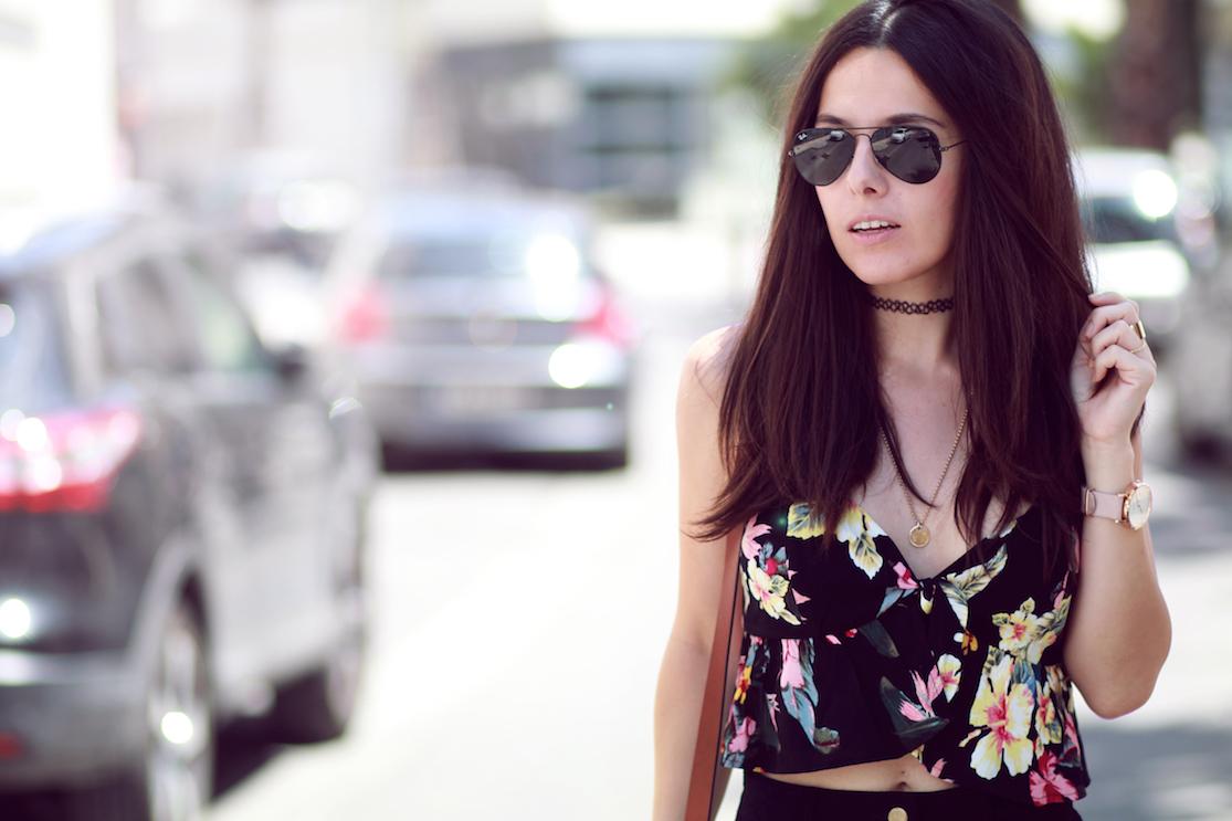 blog mode top court fleuri