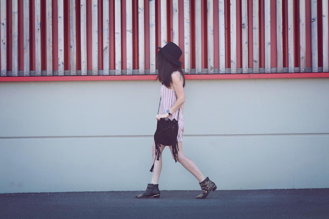blog mode look rock été