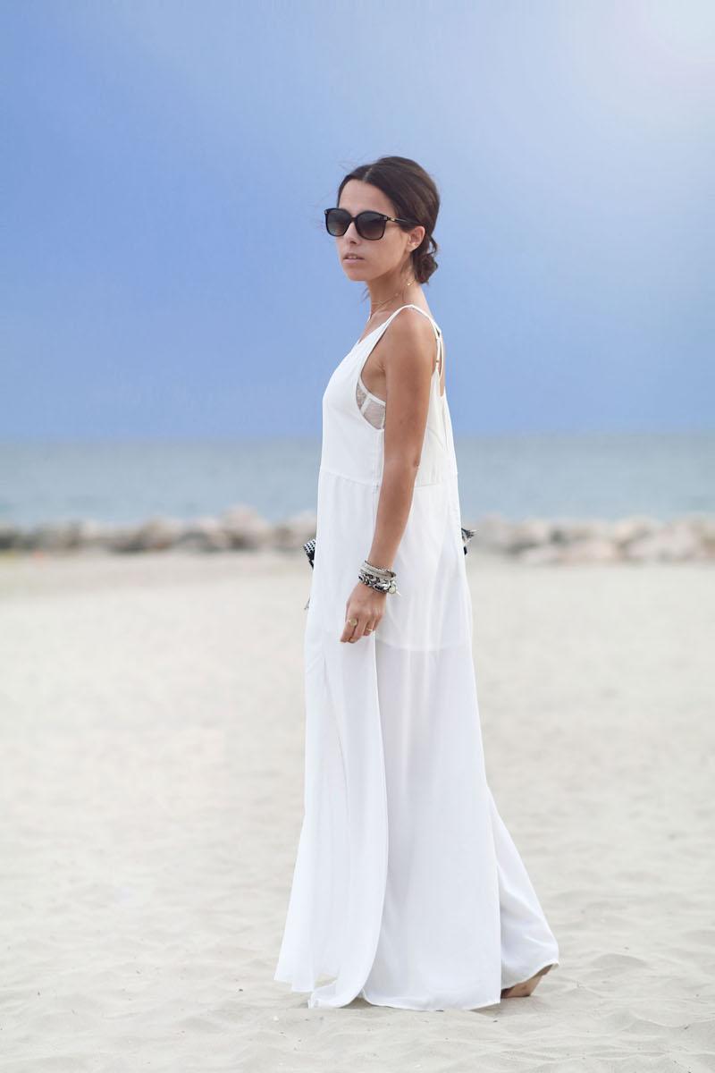 blog mode look robe longue