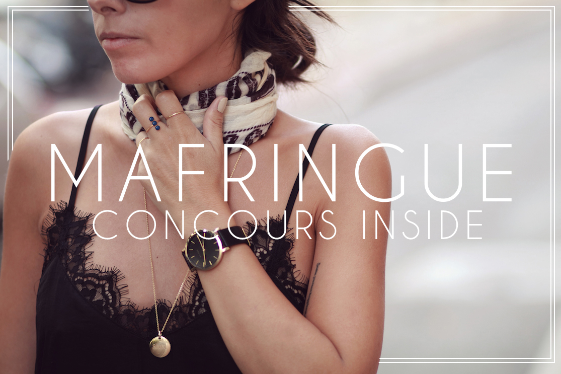MaFringue {concours inside}