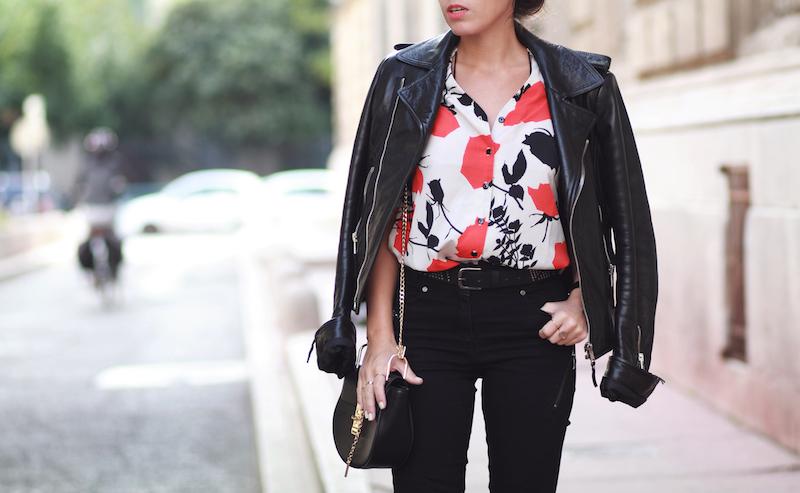 comment-porter-chemise-imprimee-perfecto-jean-noir