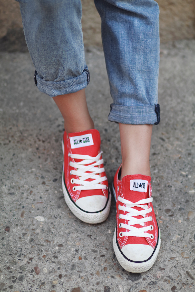 comment-porter-converse-rouges
