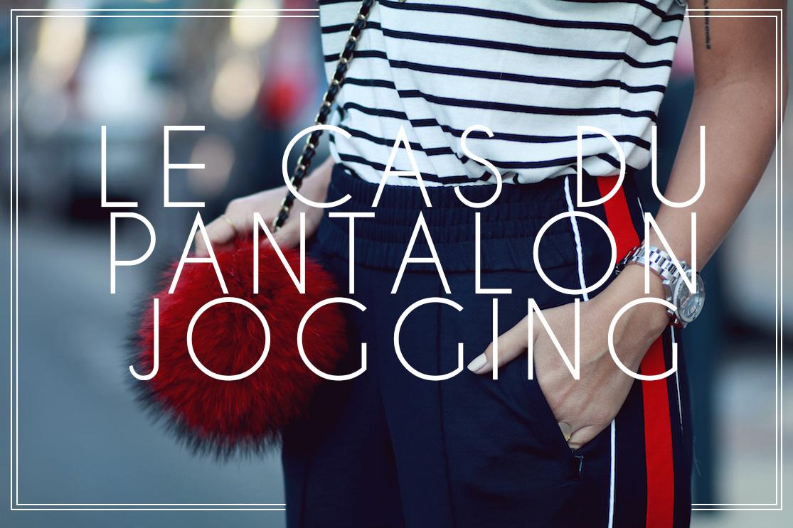 Le cas du pantalon jogging