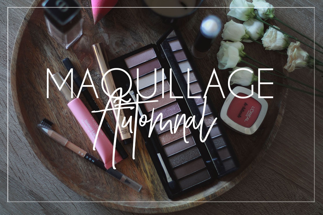 Maquillage automnal
