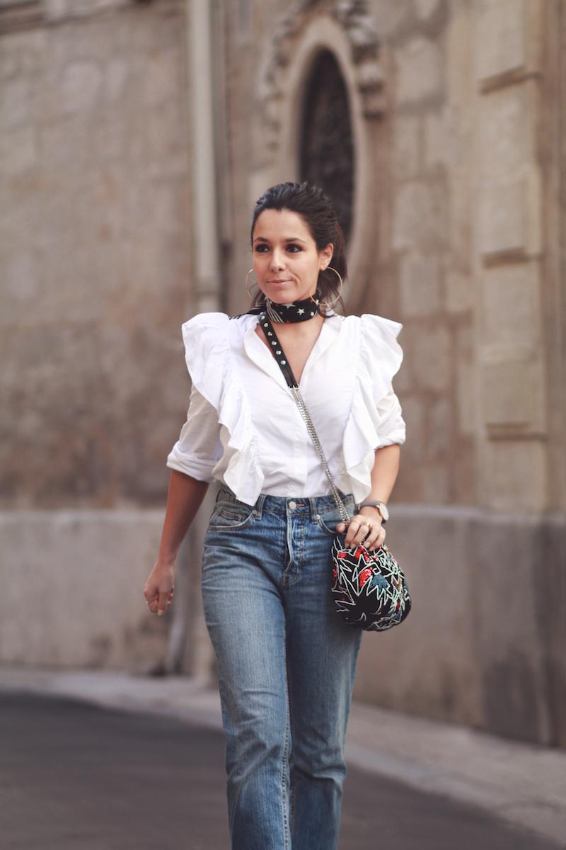 look-chemise-volants-blog-mode