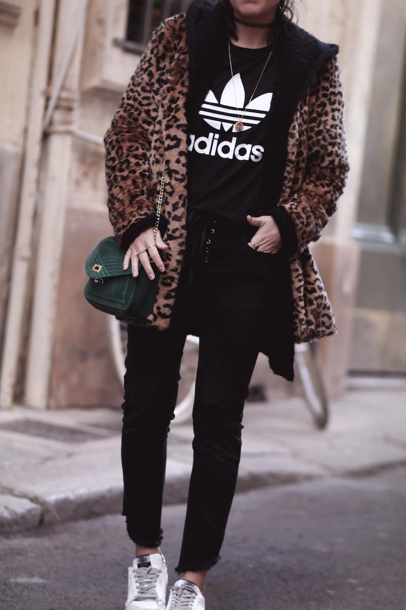 look-jean-lacets