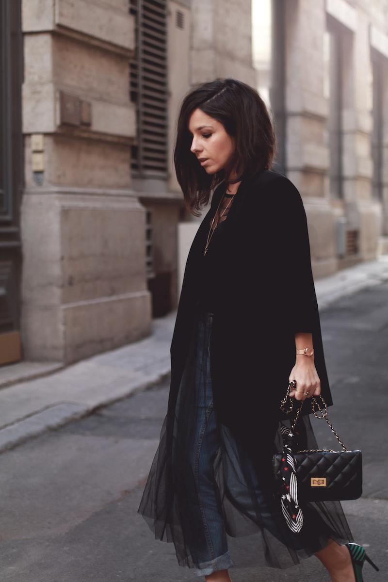 blog-mode-blazer-noir-robe-tulle
