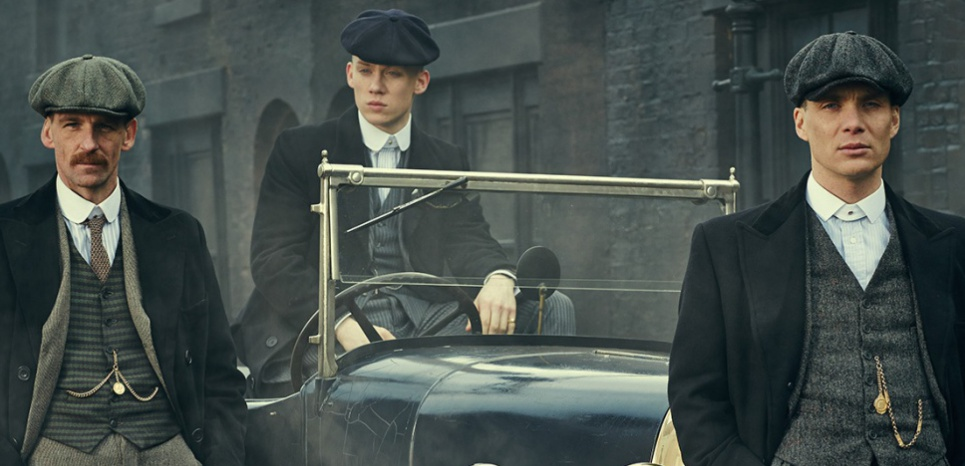 Paul Anderson, Joe Cole et Cillian Murphy