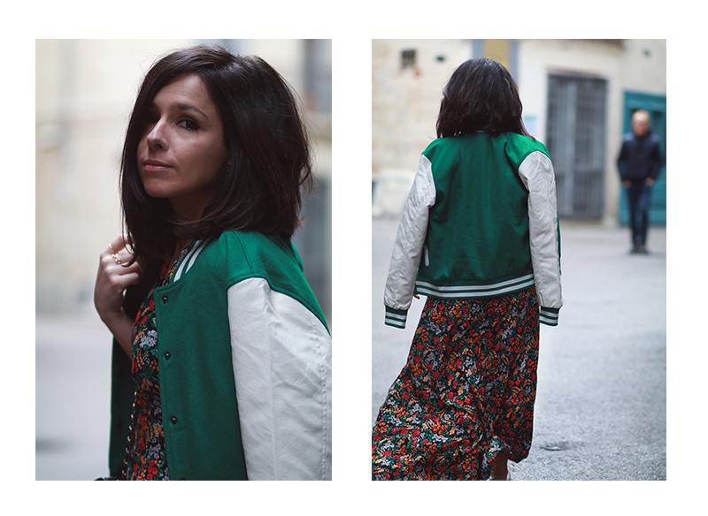 blog-mode-bomber-vert-robe-fleurs