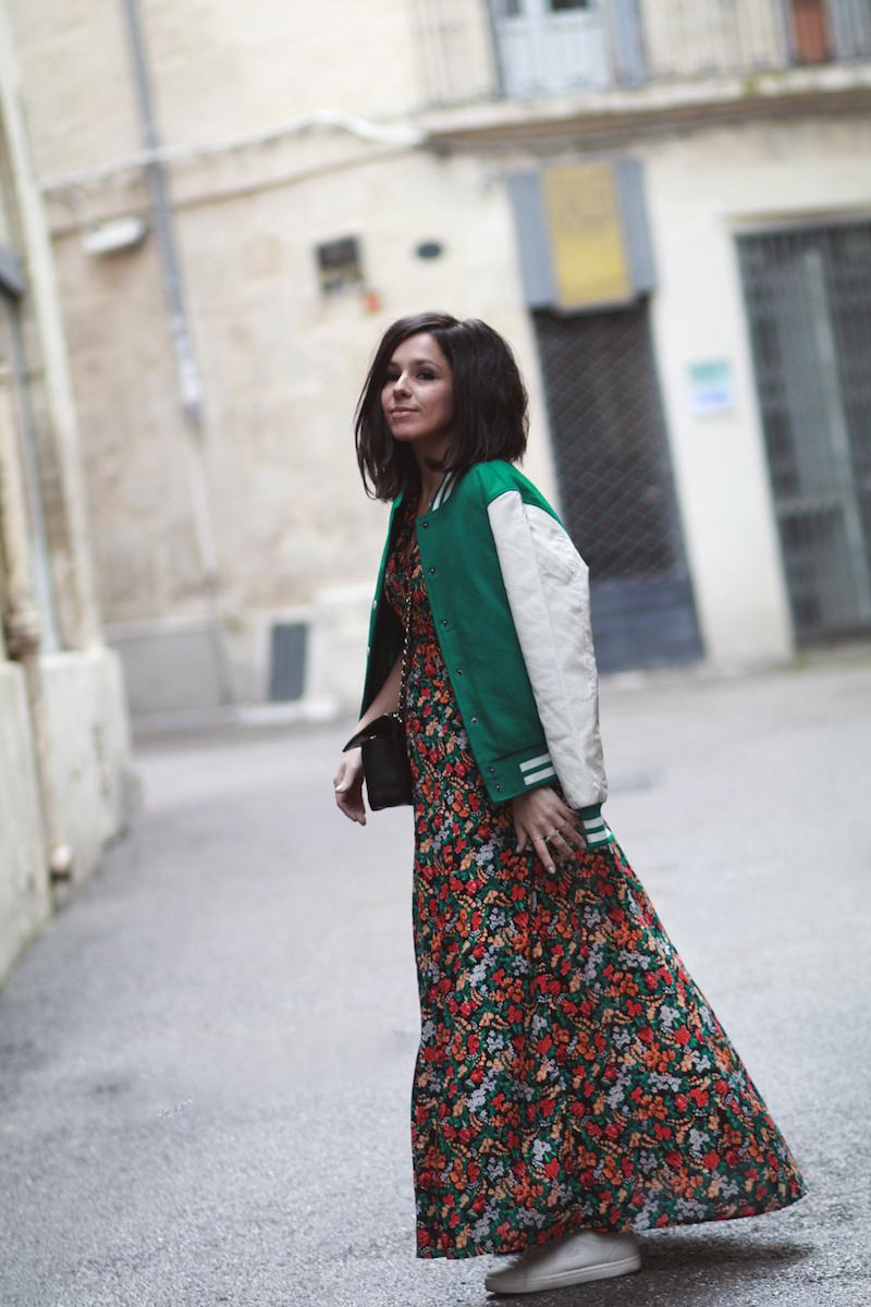 idée-look-robe-longue-fleurs
