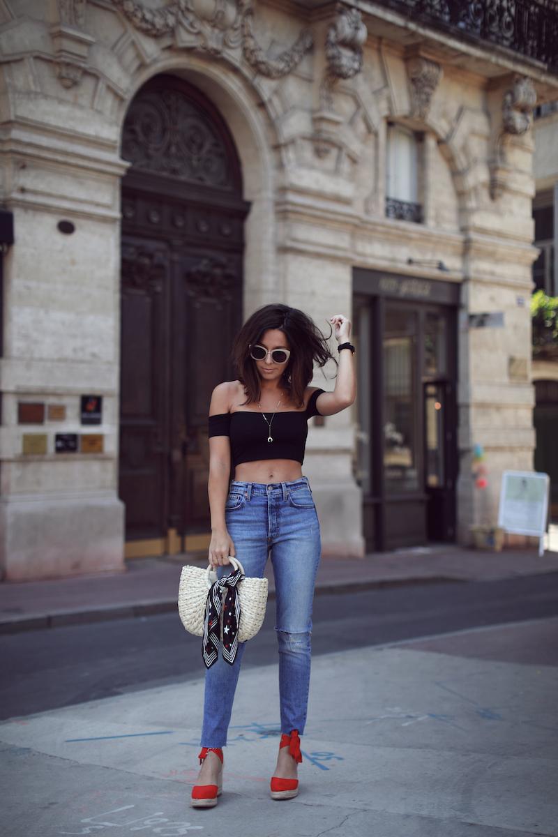 comment-porter-jean-en-été