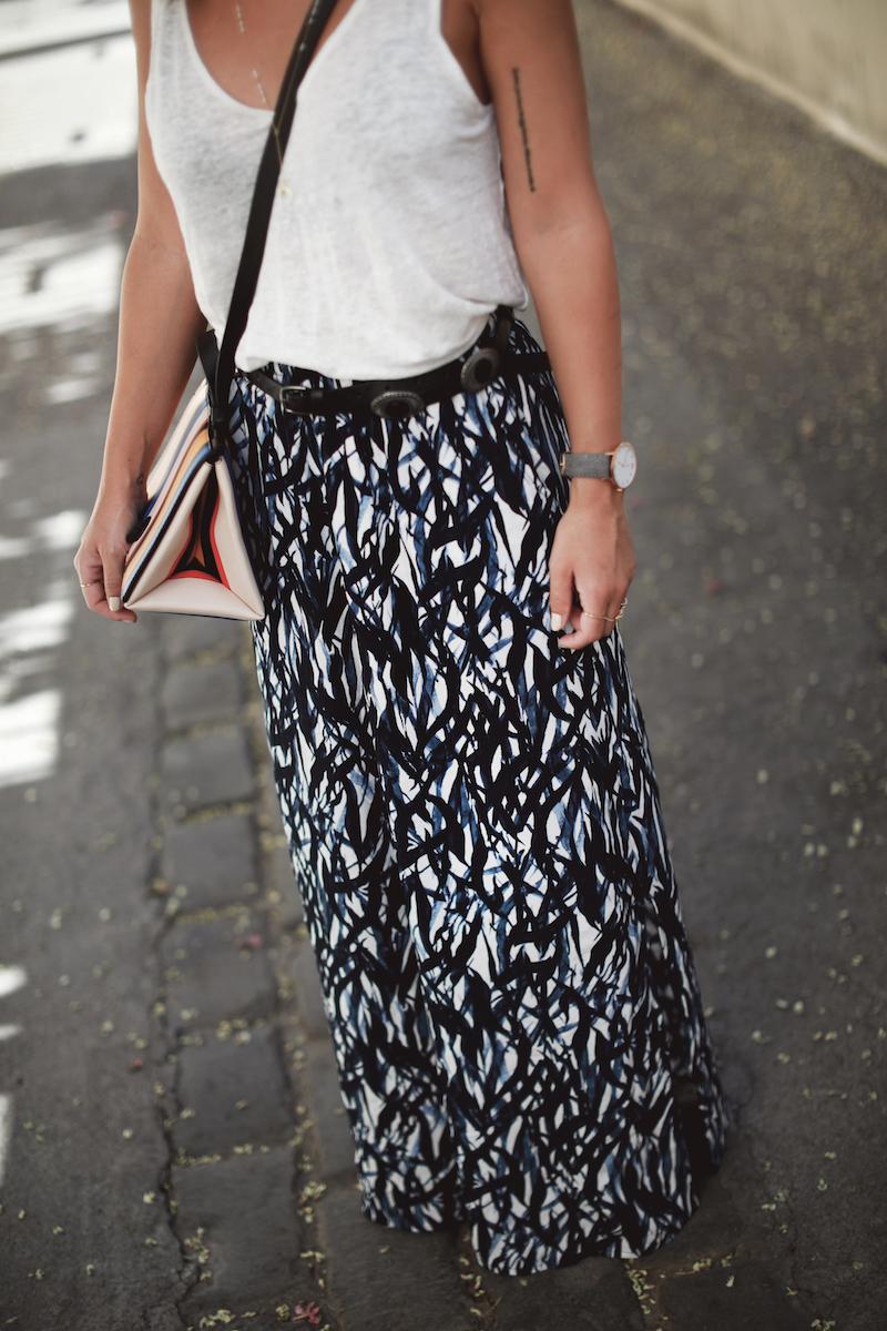 comment-porter-jupe-longue-été