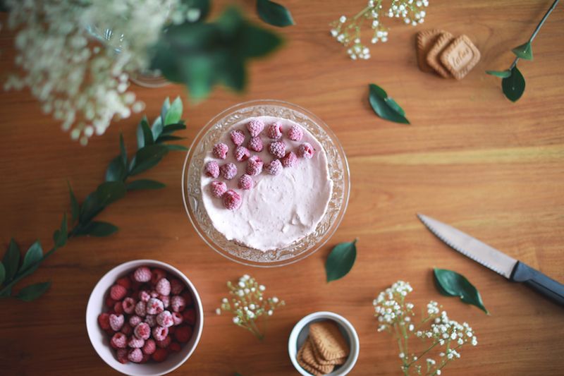 recette-gateau-nuage-framboises-speculoos