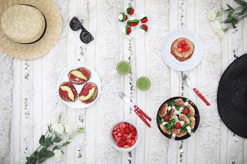 recettes-simples-brunch-pique-nique-été