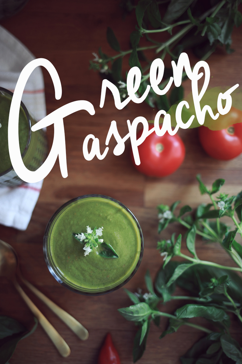 Green Gaspacho