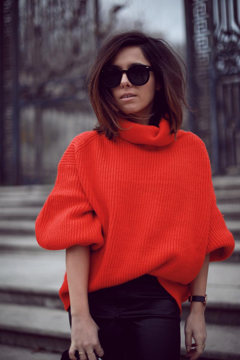 Celle qui aimait le rouge #2