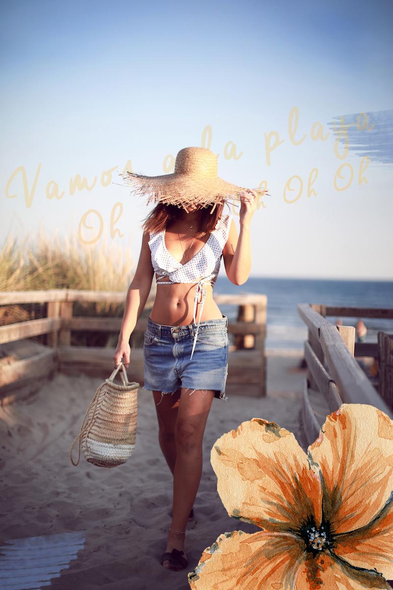 Vamos a la playa (oh oh oh oh)