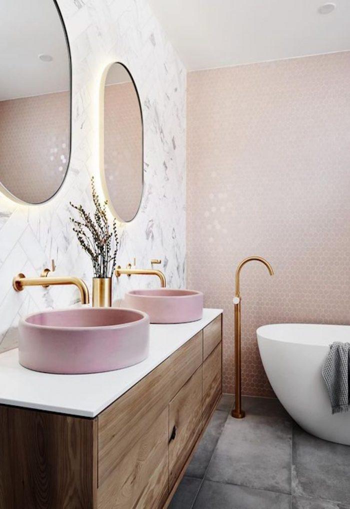 La salle de bain parfaite