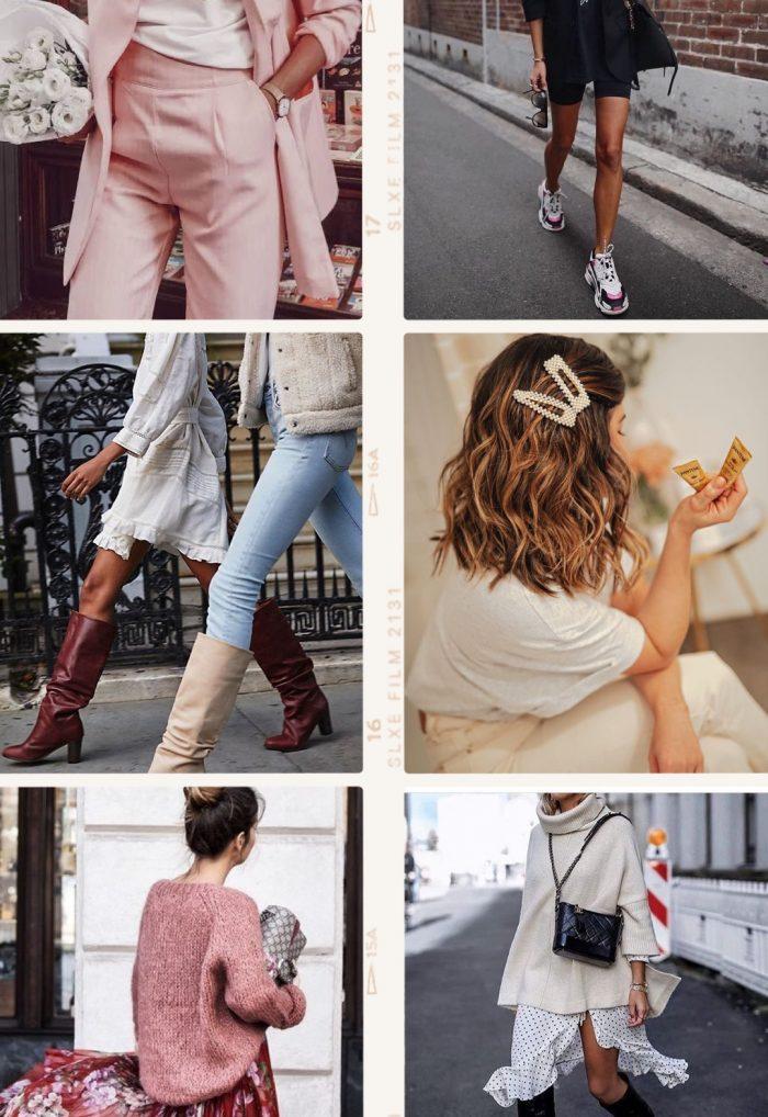 Les tendances automne 2019 #1