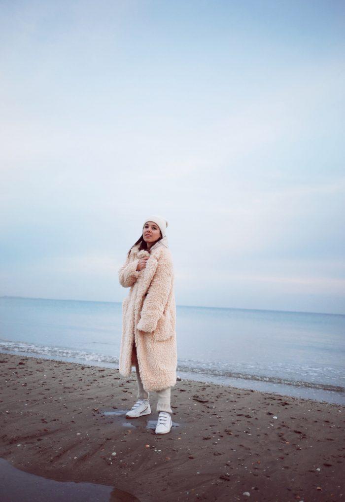 L'hiver à la plage