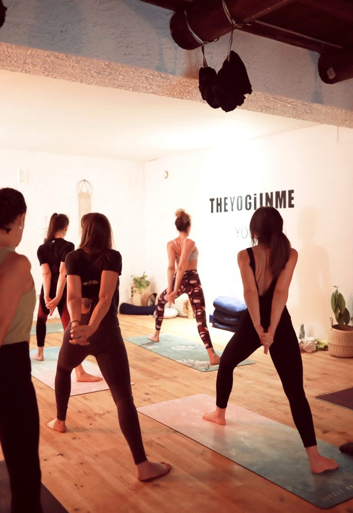 Yoga Teacher Training / Semaine 1
