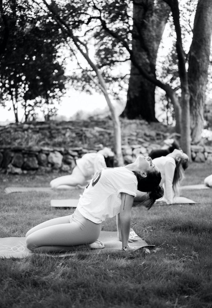 Yoga Teacher Training / Semaine 3