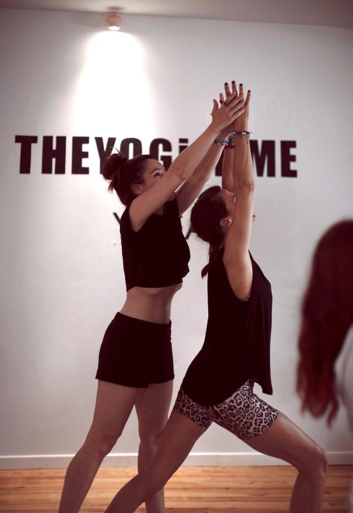 Yoga Teacher Training / Semaine 4